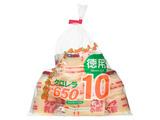 乳酸菌飲料 クロレラ650徳用袋 65ml×10