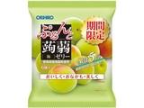 オリヒロ ぷるんと蒟蒻ゼリーパウチ梅 6個