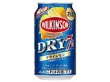 ウイルキンソン・ドライセブン レモン缶 350ml