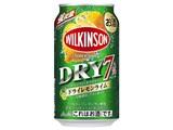 ウイルキンソン・ドライセブン ライム缶 350ml