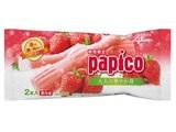 グリコ パピコ 大人の濃い苺 160ml