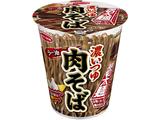 タテロング 厚切太麺 濃いつゆラー油肉そば 93g