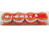 タカノフーズ 極小粒カップ4 30g×4
