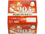 タカノフーズ すごい納豆 40g×3