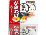 タカノフーズ 旨味ひきわりミニ3 45g×3