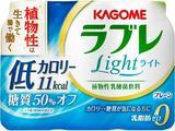 カゴメ ラブレLightプレーン 80ml×3