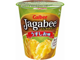 カルビー Jagabeeうすしお味 40g