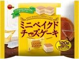 ブルボン ミニベイクドチーズケーキ 120g