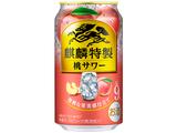 キリン・ザ・ストロングピーチ 缶 350ml