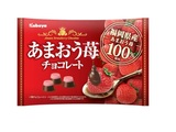 カバヤ あまおう苺チョコレート 155g