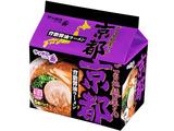 サッポロ一番ご当地京都背脂醤油ラーメン5P525g