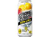 -196度Cストロングゼロダブルレモン 500ml