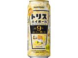 トリスハイボール キリッと濃いめ 缶 500ml