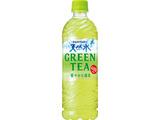 サントリー 天然水 GREEN TEA 600ml