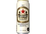サッポロ ラガービール 缶 500ml