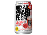 サッポロ 男梅サワー 缶 350ml
