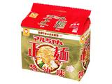 マルちゃん マルちゃん正麺醤油味 5食 525g