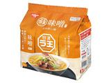 日清 日清ラ王 味噌 5食 495g