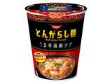 日清 とんがらし麺 海鮮チゲ 63g