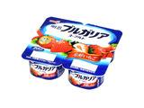 明治 ブルガリアヨーグルト 芳醇苺 75g×4