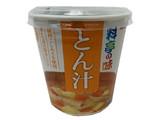 マルコメ 料亭の味とん汁 カップ 61g