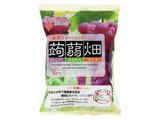 マンナン 蒟蒻畑 ぶどう味 袋 25g×12個