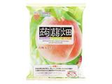 マンナン 蒟蒻畑 白桃味 袋 25g×12個