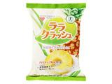 マンナン 蒟蒻畑ララクラッシュパイナップル 8個