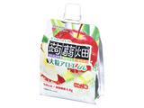 マンナン 大粒アロエinC蒟蒻畑りんご味 150g