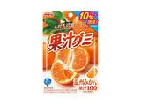 明治 果汁グミ温州みかん 51g