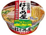 明星 低糖質麺はじめ屋こってり醤油豚骨味 87g