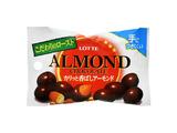 ロッテ アーモンドチョコカリッと香ばしい 43g