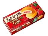 ロッテ カスタードケーキあまおう苺 6個