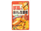 日本食研 厚揚げと豚肉の生姜焼のたれ 100g