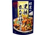 ダイショー 野菜黒酢あんかけ炒めたれAE 140g