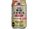 タカラ 焼酎ハイボール ドライ 缶 350ml