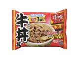 すき家 牛丼の具 70g×3