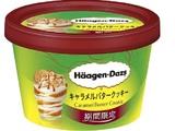 ハーゲンダッツ MCキャラメルバタークッキー110
