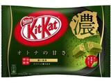 ネスレ日本 キットカットミニ オトナの甘さ濃抹茶 12枚