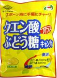 佐久間製菓 クエン酸プラスぶどう糖キャンディ80g