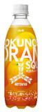 アサヒ飲料 「三ツ矢」特濃オレンジスカッシュPET500ml