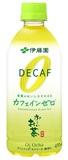 伊藤園 「お~いお茶 カフェインゼロ」PET 470ml