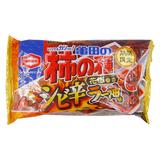 亀田製菓 柿の種シビ辛ラー油 6袋詰 182g