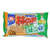 亀田製菓 減塩亀田の柿の種 6袋詰 182g