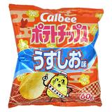 カルビー ポテトチップスうすしお味 60g