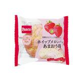 ホイップメロンパンあまおう苺