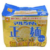 マルちゃん マルちゃん正麺 旨塩味 5食 560g