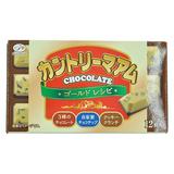 不二家 カントリーマアムチョコレート(ゴールドレシピ) 12粒