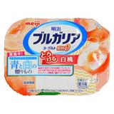 明治 ブルガリア脂肪0白桃 180g