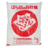 ばら印 上白糖 PTK 1kg